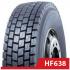 AGATE HF638 - 315/70R22.5 dezén