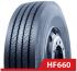 AGATE HF660 - 215/75R17.5 dezén