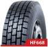 AGATE HF668 - 295/80R22.5 dezén