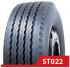 AGATE ST022 - 235/75R17.5 dezén